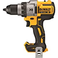 DEWALT DCD991B Bare Tool 20V MAX XR Lithium Ion Brushless 3-Speed Drill/Driver