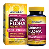 Renew Life – Ultimate Flora Probiotic Women's Care – 25 billion – 30 vegetable capsules For Sale