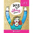 2018 My Shining Year Life Workbook: The best-selling yearly goals planner