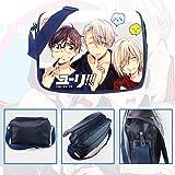 KINOMOTO YURI!!! on ICE Backpack Anime Cosplay