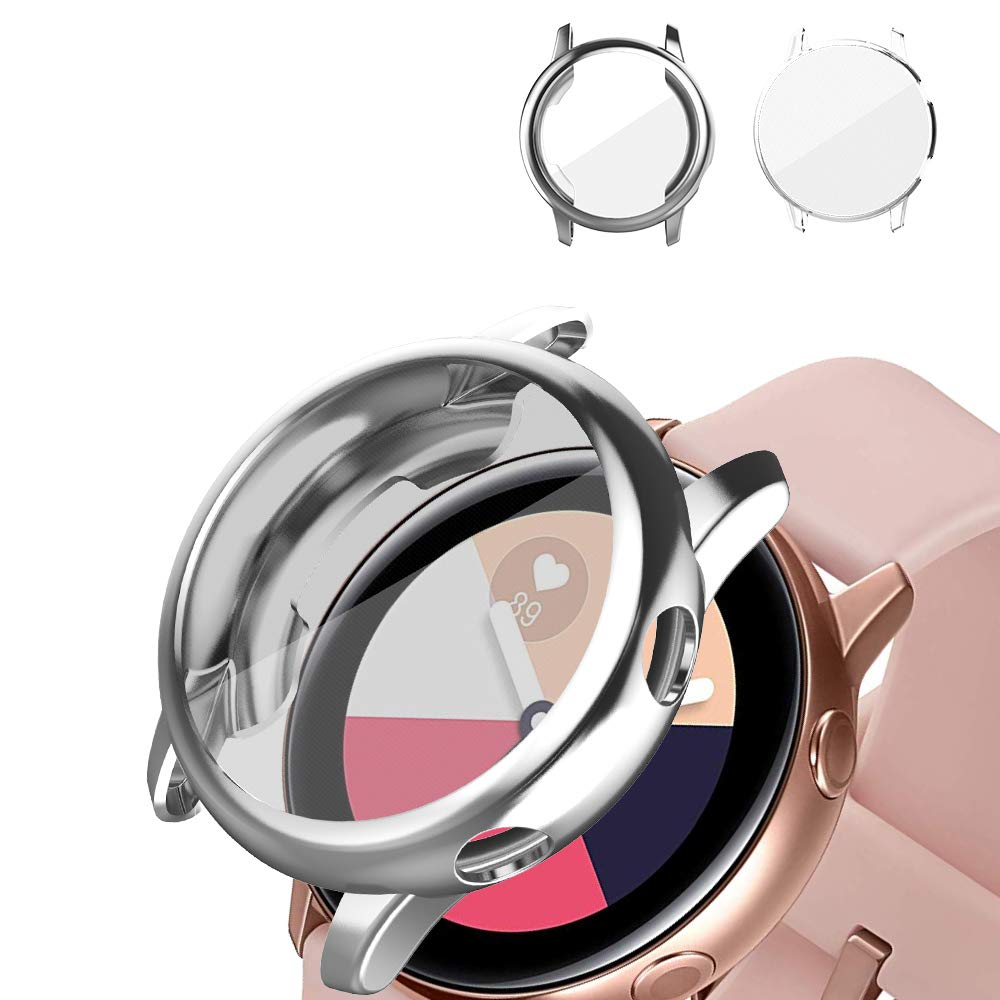 2 Fundas Para Reloj Samsung Galaxy Watch Active