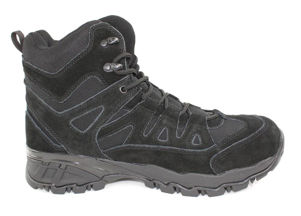 Mil-Tec schwarz SQUAD Stiefel 5 Inch schwarz Mil-Tec Gr.10 - cfa5d8