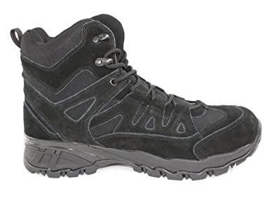 Chaussures Miltec noires homme t3Na8rk