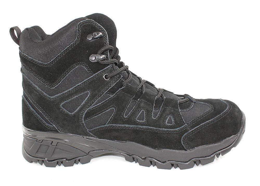 Mil-Tec SQUAD Stiefel 5 5 5 Inch schwarz 9b2e7c