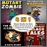 Miner Books for Kids: Four Miner Novels for Kids - A Complete Set of Stories |  Amplified Publishing