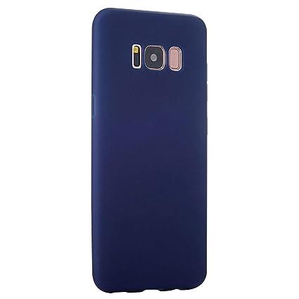 Amazon.com: SiliconeCase for Samsung Galaxy S8 S9 S10 Plus ...