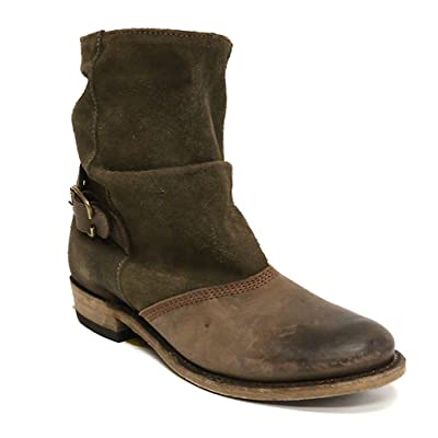 Liberty Black Short Slouch Boot