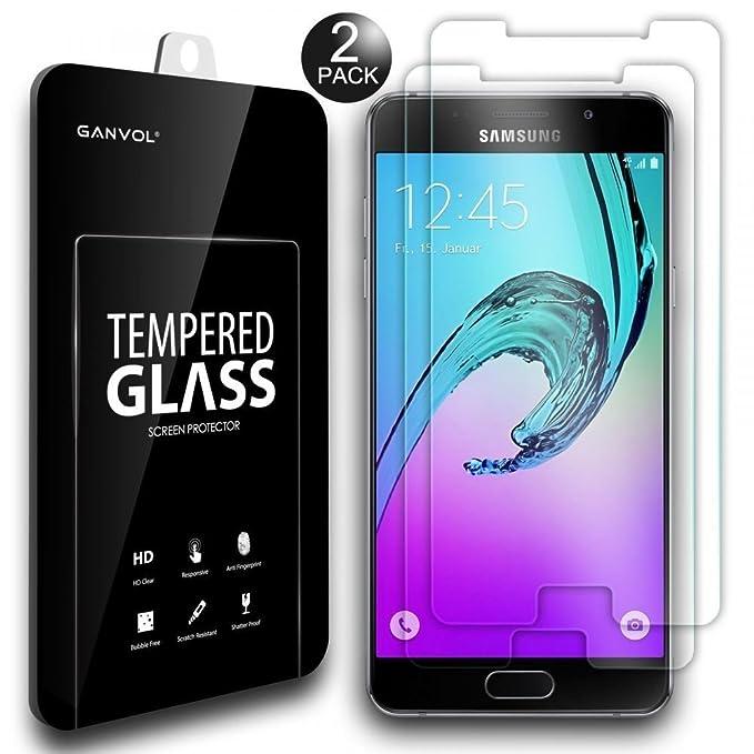 3 opinioni per Ganvol (2 Pezzi) Vetro Protettivo Samsung Galaxy A5 2016 Vetro Temperato