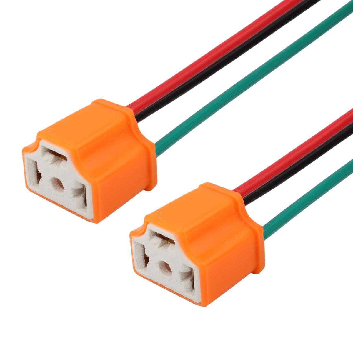 12v car wiring connectors amazon co uk rh amazon co uk 12V Wiring Basics 12V Switch Wiring