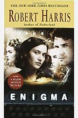 Enigma: A Novel Mass Market Paperback
