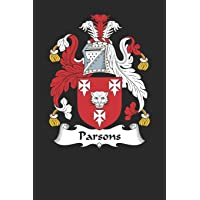 Parsons: Parsons Coat of Arms and Family Crest Notebook Journal (6 x 9 - 100 pages)