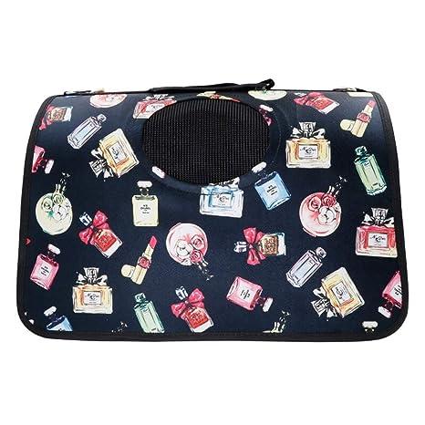 BLWX-Bolsa de mascotas - Bolsa de Viaje Mochila para Gato Jaula ...