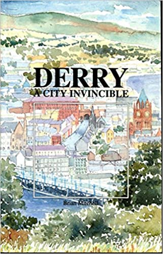Image result for mitchell derry city invincible