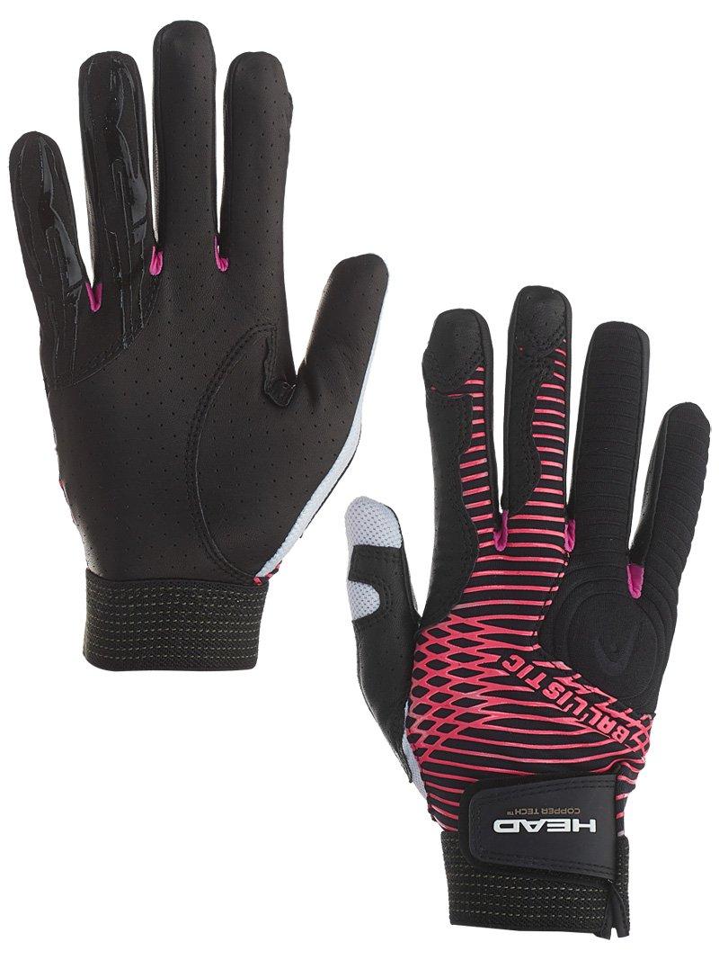 HEAD Ballistic CT Pink Racquetball Gloves LH Medium
