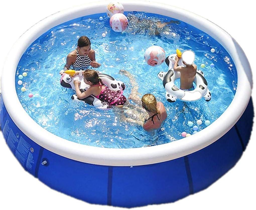 Large Swimming Pool Set 13-Foot x 36-inch//420/×84cm Studio 21 Graphix QixinWluo