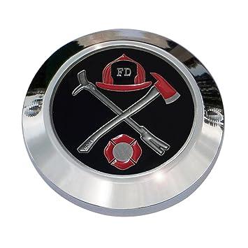 motordog69 Fire Fighter hacha & Halligan Milwaukee ocho Motor Set Screw calendario para monedas juego de
