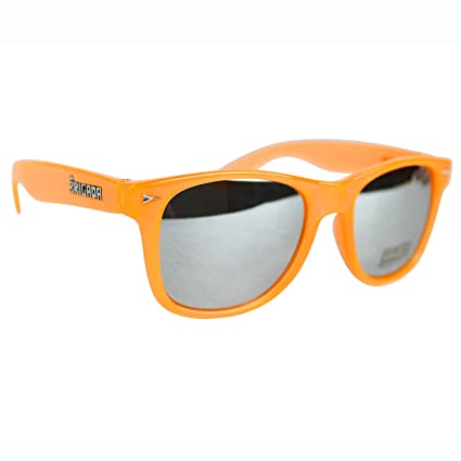 Amazon.com: Brigada Shades Claro Naranja anteojos de sol ...
