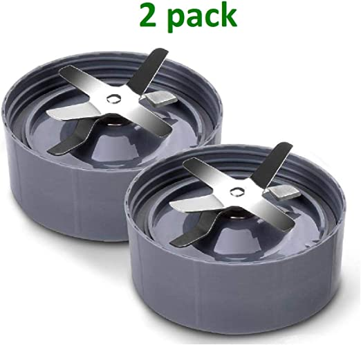 2 Pack NutriBullet Replacement Extractor Blade Replacement Parts /& Accessories Fits Nutribullet 600W Pro 900W Blender