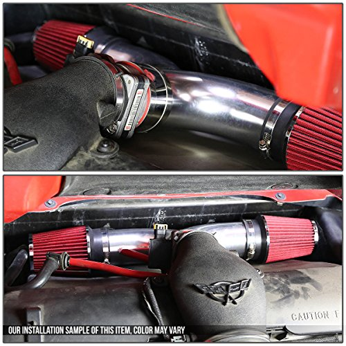 C57L-RD Short Ram Air Intake System (Corvette Air Intake)