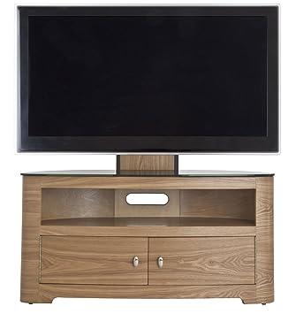 Avf Fsl1000bleo Blenheim Oak Tv Stand With Mount For Up Amazon Co