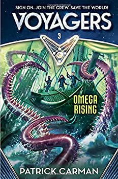 Omega Rising 0385386648 Book Cover