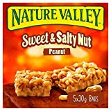 Nature Valley Sweet & Salty Nut Peanut Bars - 5 x 30g (0.33lbs)