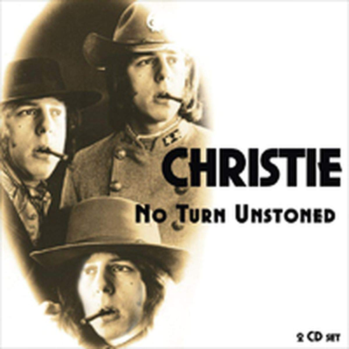 CD : Christie - No Turn Unstoned (united Kingdom - Impor...