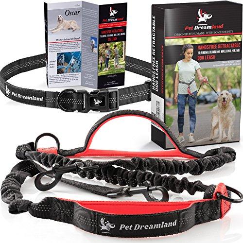 Black Flexible Handle Pet Stroller - 2