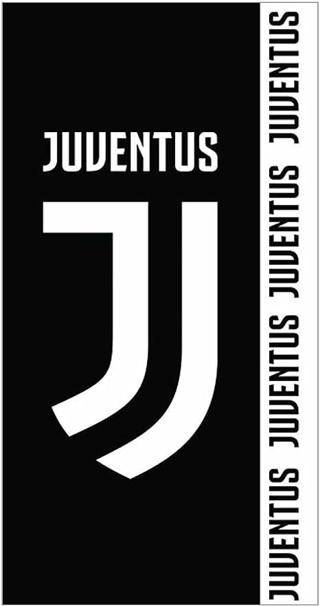 juventus fc asciugamano ufficiale con lo stemma della juventus serie a al 100 in cotone 140 cm x 70 cm di dimensioni amazon it sport e tempo libero juventus fc asciugamano ufficiale con