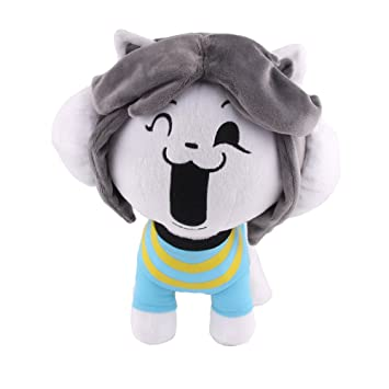 New Arrival Undertale Temmie Plush Soft Toy Doll For Kids Gift-Nueva Llegada Undertale Temmie