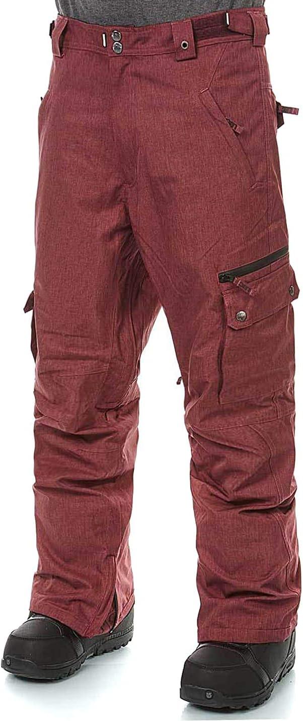 Light Fuse Pantalon pour Homme L Bordeau