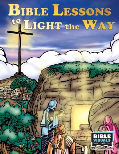 Read Online Bible Lessons to Light the Way: 5 Visualized Bible Lessons (Flash Card Format 5060-ACS) pdf epub