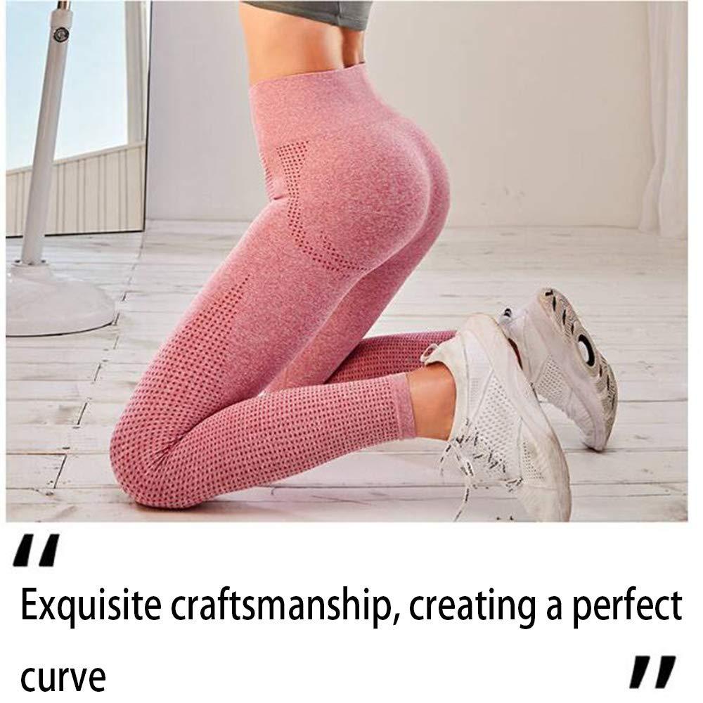 ZMJY Leggings de Gran Altura, Medias para Mujer Pantalones de Yoga ...