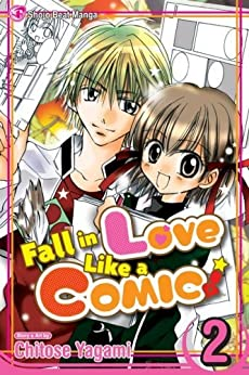 Fall In Love Like a Comic, Vol. 2 by [Yagami, Chitose]