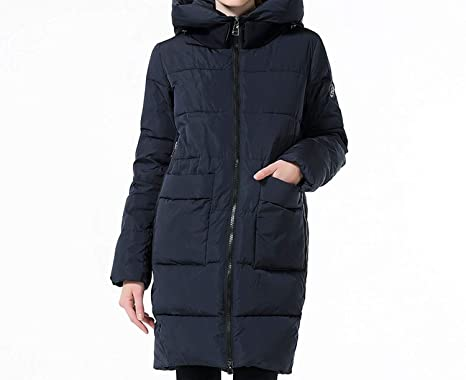 8d6463c061dc Image Unavailable. Image not available for. Color  Cheryl Bull Trendy Woman Parka  Hooded Down Jacket ...