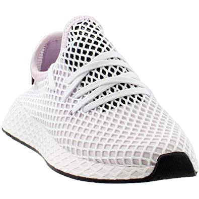 e0e3f0696 adidas Womens Deerupt Runner Athletic   Sneakers Pink