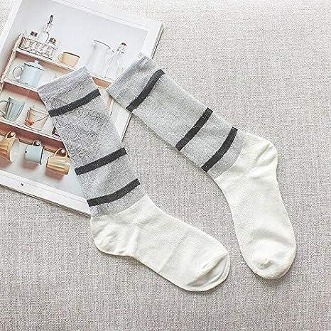 XIAMAZ 10 Pares De Calcetines Calientes Calcetines Brillantes ...