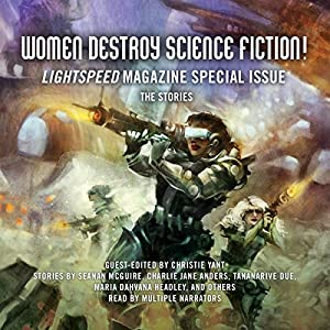 Women Destroy Science Fiction! Audiobook