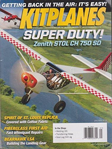 anuary 2018 (Kitplanes Magazine)