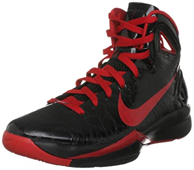 b255ac38838e Nike Mens Basketball Shoes HYPERDUNK 2010 Black Sport Red SZ 10.5