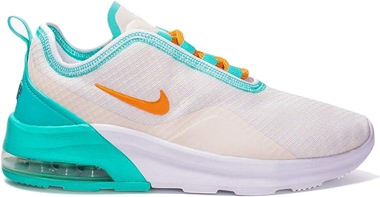 amazon basket air max nike running bleu femme