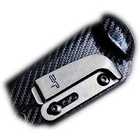 K-SHEATH CLIP- Nuevo Clip De AleacióN De Titanio