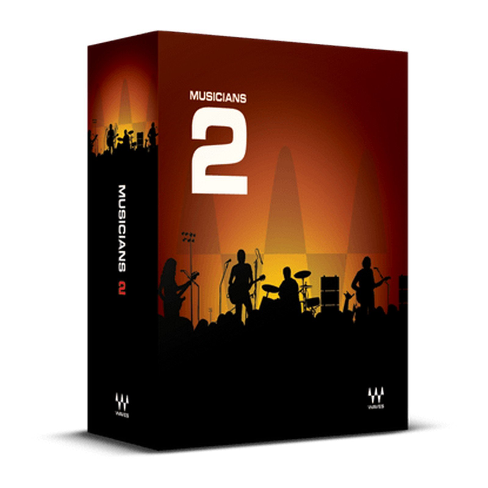 Waves Musicians 2 | 6 Audio Plugins Software Physical Copy by Waves