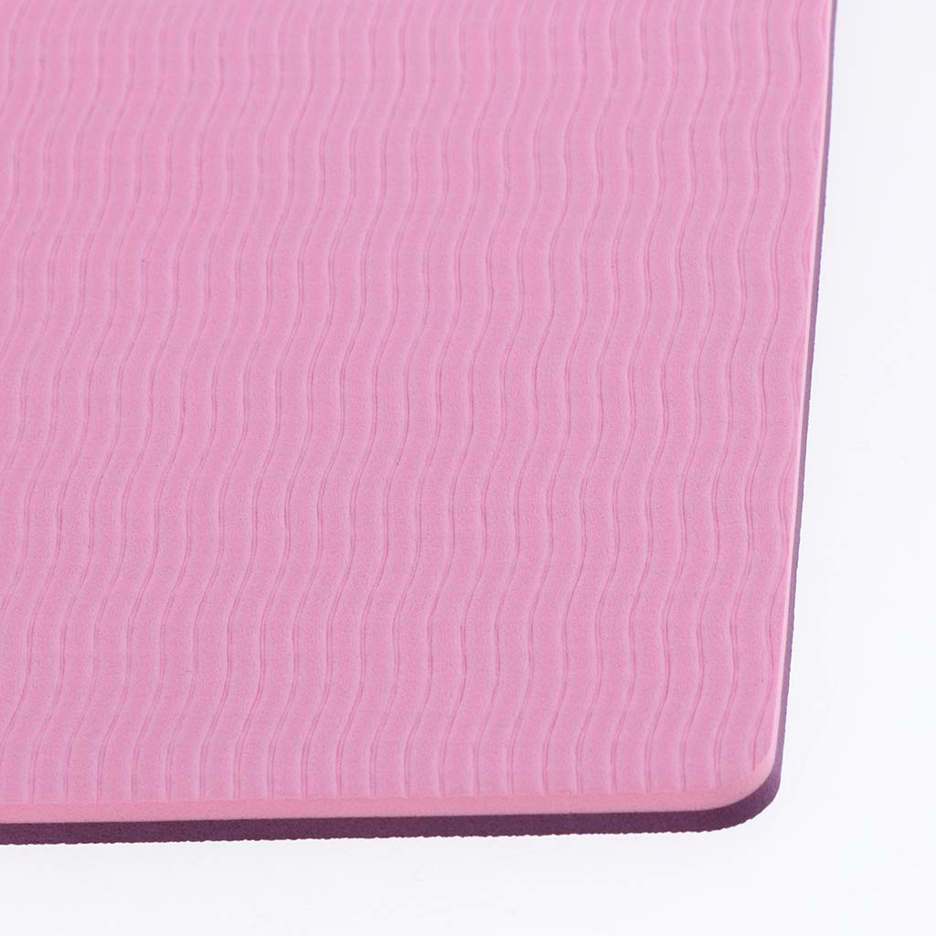 Soft Kneeling Pad Cushion Kneeling Support for Yoga /& Pilates Exercise Baoblaze 1 Pair Yoga Knee Pad Works Great with Your Yoga Exercising Mat