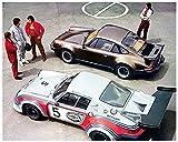 1976 Porsche Turbo Carrera 930 & 934 Race Car