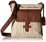 Pistil Women's Gotta Run Crossbody Bag, Sugarcane