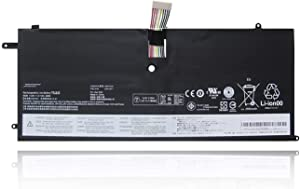 Ding 45N1070 Replacement Laptop Battery Compatible with Lenovo ThinkPad X1C Carbon 3444 3448 3460 X1C ASM 45N1070 45N1071 (14.8V 3110mAh 46Wh)