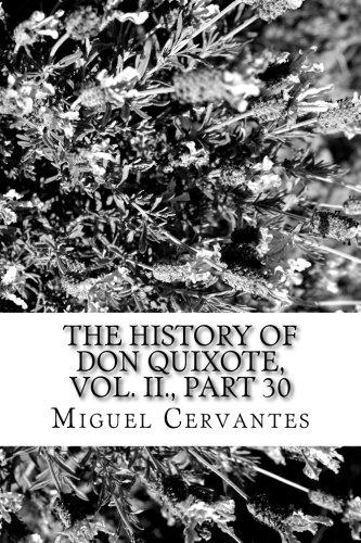 The History of Don Quixote, Vol. II., Part 30 pdf