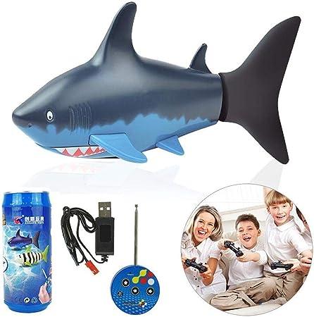 Mini Fernbedienung wiederaufladbare Shark Schwimmen im Wasser elektronisches