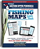 Eastern Upper Peninsula Michigan Fishing Map Guide